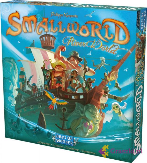 Small World: Świat Rzek | Rebel